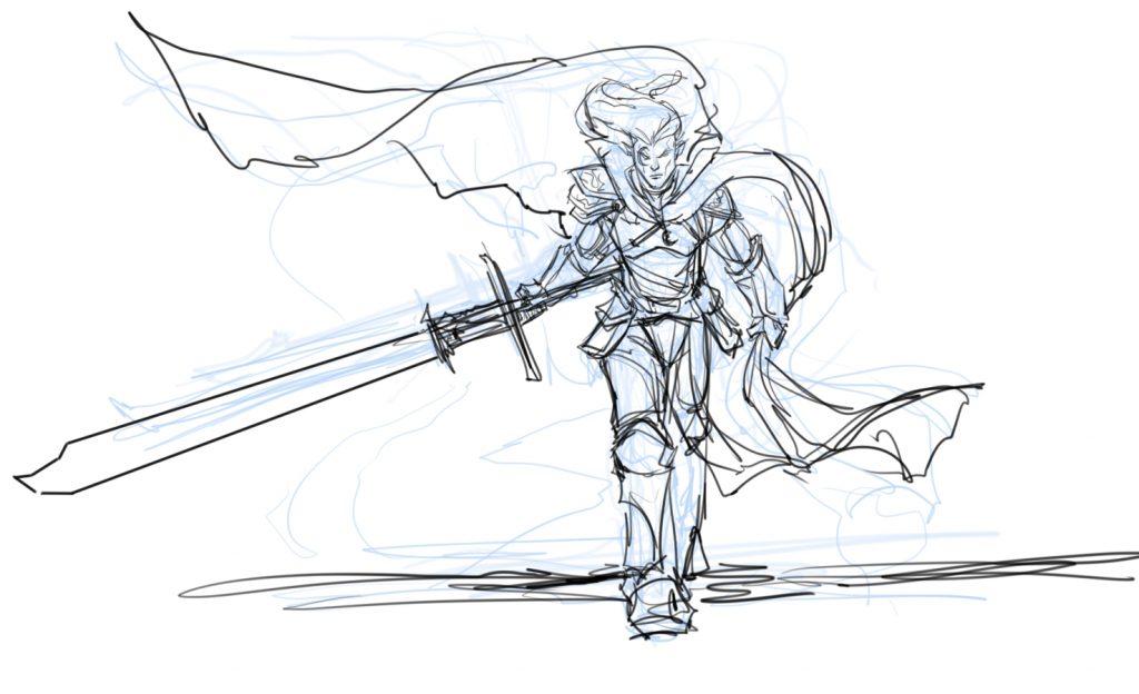 Moorlock sketch